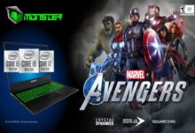 Photo of Monster Notebook'tan Marvel's Avengers sürprizi